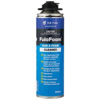H.B. Fuller FulaFoam Gun & Foam Cleaner 500ml