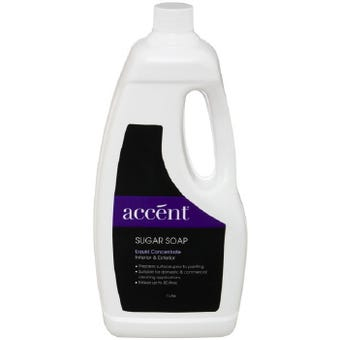 Accent® Sugar Soap Concentrate 1L