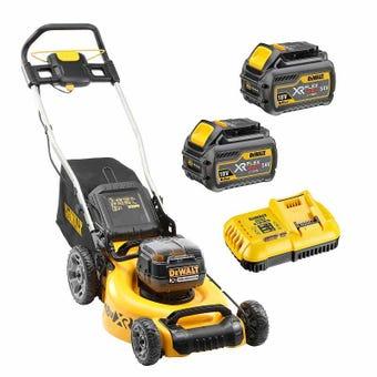 DeWALT 18V x 2 XR Brushless Mower 6.0Ah Kit