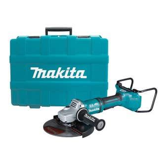"""Makita 18V x 2 Brushless AWS 230mm (9"""") Angle Grinder Skin"""