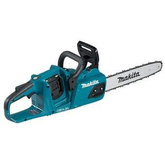 Makita 36V (18V x 2) Brushless Chainsaw 350mm Skin