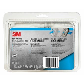 3M Paint Reusable Respirators Replacement Kit