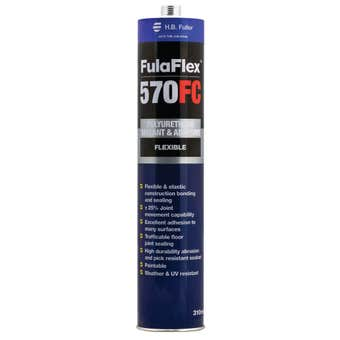 H.B. Fuller FulaFlex 570FC PU Silicone 310ml