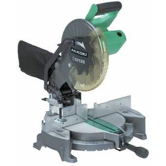 HiKOKI 1520W 225mm Compound Mitre Saw