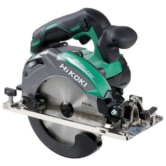HiKOKI 18V Brushless 165mm Circular Saw Skin
