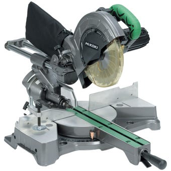 HiKOKI 1050W Slide Compound Mitre Saw 216mm