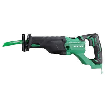HiKOKI 18V Brushless Reciprocating Saw Skin CR18DBL(H4Z)