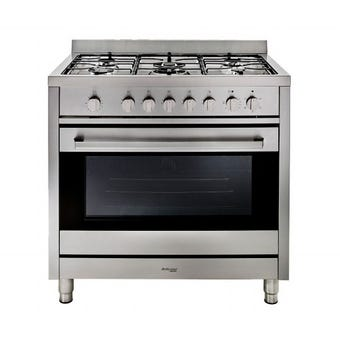 Technika Bellissimo Upright Dual Fuel Oven 5 Function 900mm