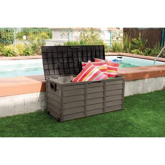 Outdoor Garden Storage Box 280L
