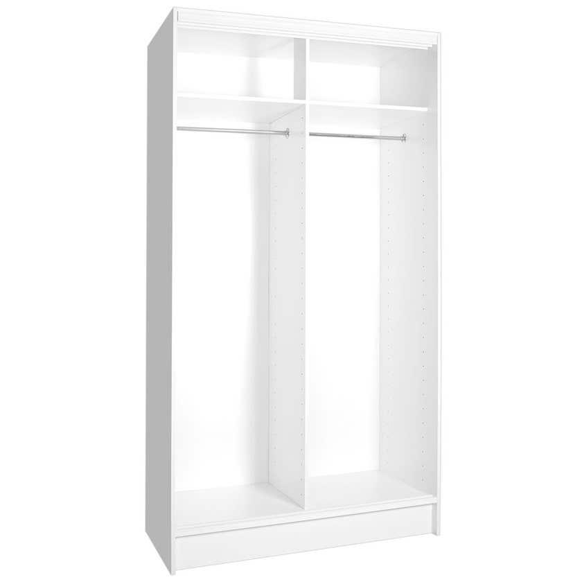 Faulkner™ 2 Door Section Wardrobe Unit 1200 mm