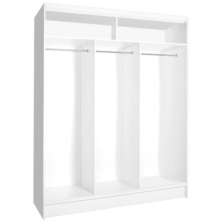 Faulkner™ 3 Door Section Wardrobe Unit 1800mm