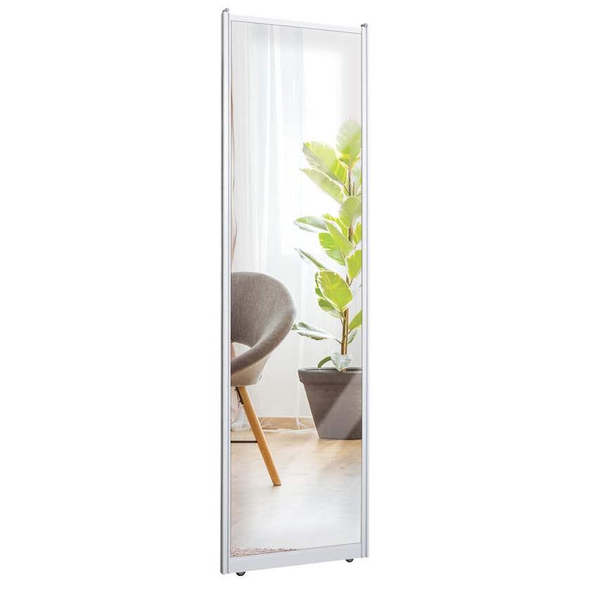 Faulkner Mirrored Sliding Wardrobe Door