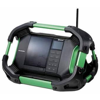 HiKOKI 18V Digital Radio With Bluetooth Skin