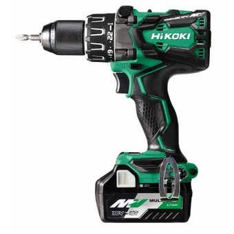 HiKOKI 36V Brushless Driver Drill Kit