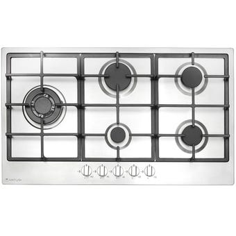 Artusi Gas Cooktop 5 Burner 900mm