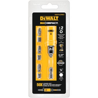 DeWALT Max Impact Screw Lock Adaptor 1/4
