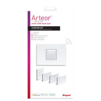 Legrand Arteor Smart Starter Kit
