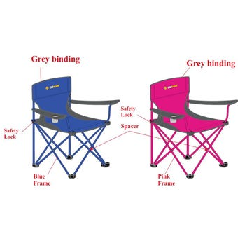 OZtrail Junior Camping Chair