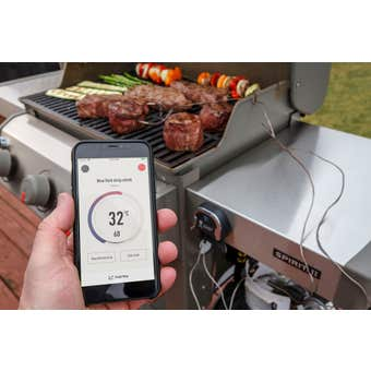 Weber iGrill 3 Bluetooth Thermometer