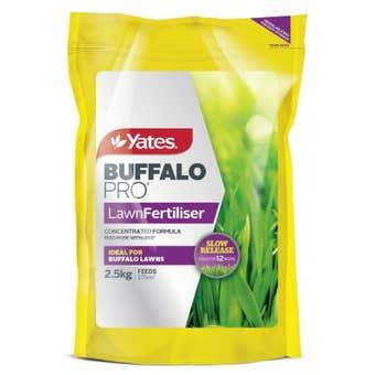Yates Buffalo Pro Lawn Fertiliser 2.5kg