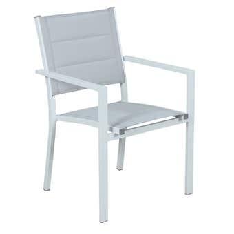 Alexandra Aluminium Chair