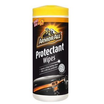 Armor All Protectant Wipes - 25 Pack