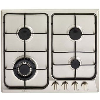 Technika Bellissimo Gas Cooktop 4 Burner 600mm