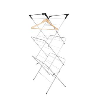 Buy Right 10 Rail Expandable Clothes Airer