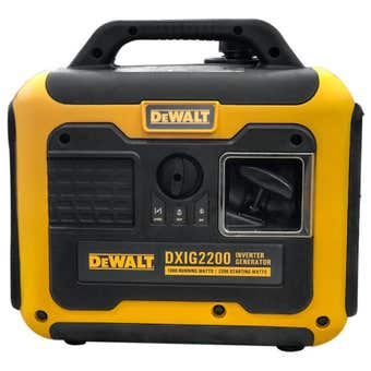 DeWALT 2200W Petrol Inverter