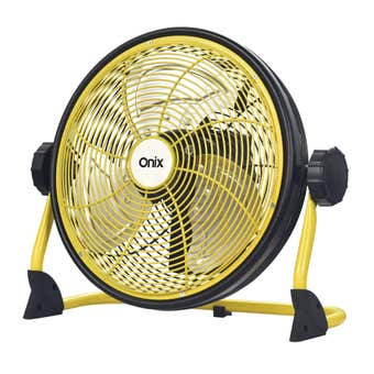 Onix 30cm DC Rechargeable Floor Fan