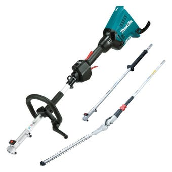 Makita 36V (18 x 2) Brushless Multi Function Hedge Trimmer Power Head Skin