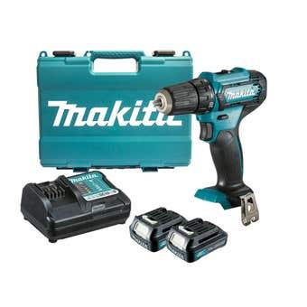 Makita 12V Max Driver Drill Kit DF333DWYE