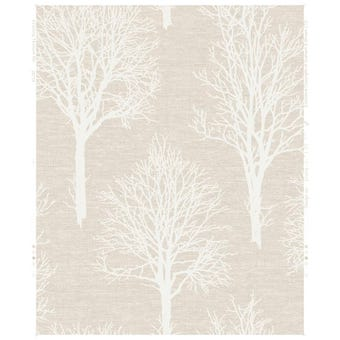 Boutique Landscape Wallpaper Taupe 10m x 520mm