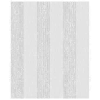 Superfresco Easy Wallpaper Mercury Stripe Grey & Silver 10m x 520mm