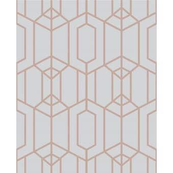 Superfresco Easy Wallpaper Albany Grey 10m x 52cm