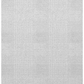 Superfresco Easy Wallpaper Highland Tweed Silver 10m x 52cm