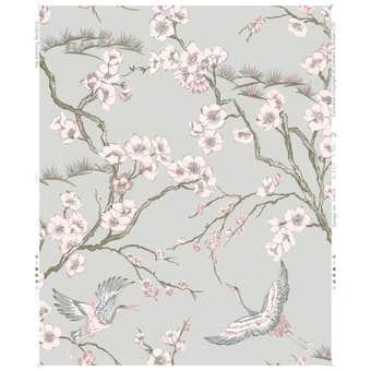 Superfresco Easy Wallpaper Japan Pink 10m x 520mm