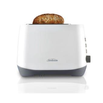 Sunbeam Quantum Toaster White 2 Slice