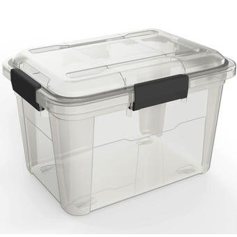 Ezy Water Resistant Storage Box 18L