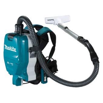 Makita 18V x 2 Brushless Backpack Vacuum DVC261ZX13