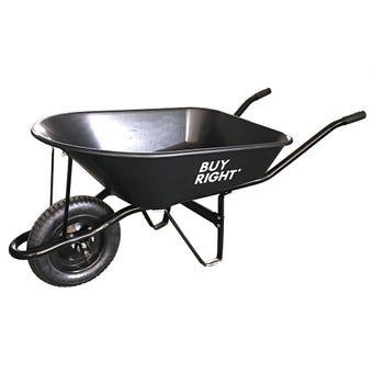 Buy Right Wheelbarrow Poly Tray 60L