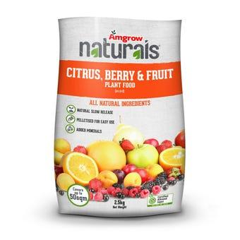 Amgrow Naturals Fertiliser Citrus Fruit & Berry 2.5kg