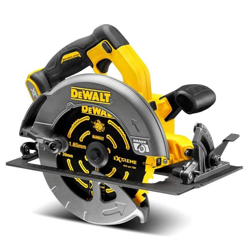 DeWALT 54V XR Hi Torque Circular Saw Skin