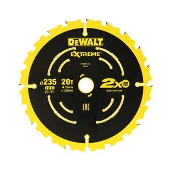 DeWALT Extreme 2x Life Circular Saw Blade