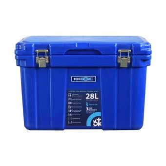 Icezone Performance Cooler Blue 28L