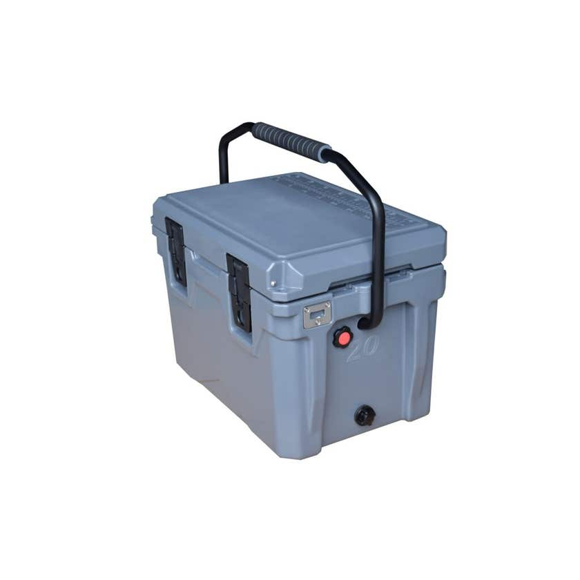 Icezone Ultimate Cooler Grey 19L