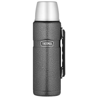 Thermos® 1.2L Stainless King™ Stainless Steel Vacuum Insulated Flask - Hammertone