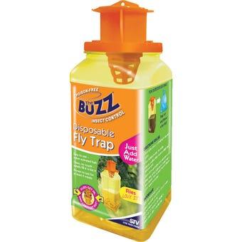 Buzz Disposable Fly Trap