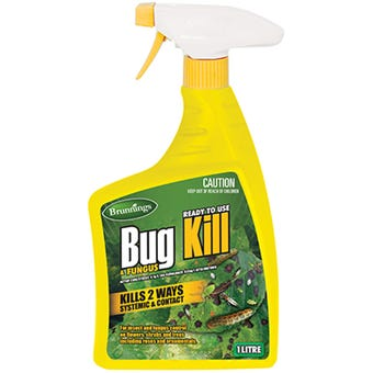 Brunnings Bug & Fungus Kill 1L