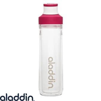 Aladdin Double Wall Drink Bottle Raspberry 520ml